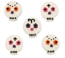 Sugar Skulls Sugar Decorations